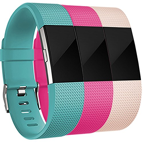 Maledan Replacement Bands Fitbit Charge
