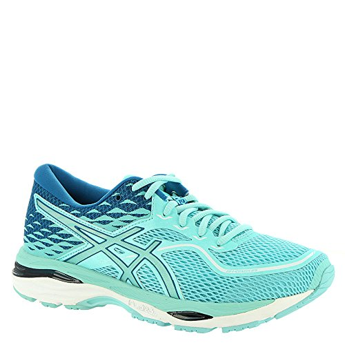 ASICS Gel-Cumulus 19 Women's Running Shoe, Aruba Blue/Aruba Blue/Turkish Tile, 10.5 M US