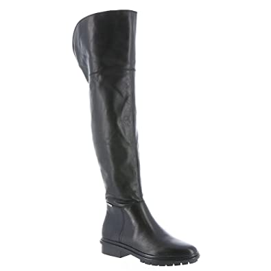 0a1c3cb131d Calvin Klein Women's Helene Over The Knee Boot