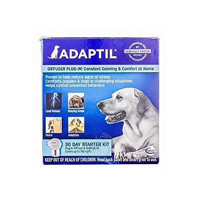 CEVA Animal Health C1330C Adaptil 30 Day Starter Kit, 48ml