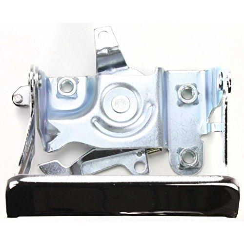 Tailgate Handle compatible with Ford F-Series 80-86 Chrome