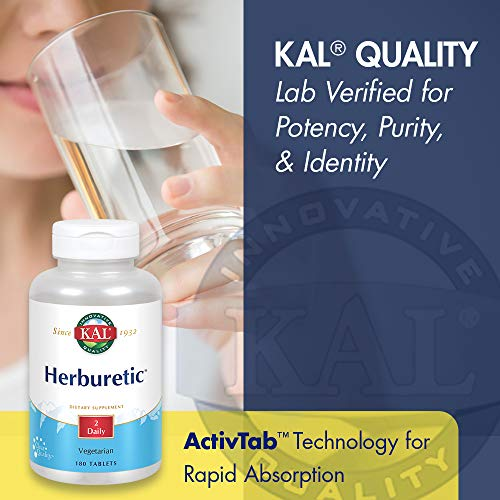 KAL Herburetic Tablets, 180 Count by KAL (Image #3)
