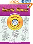 Favorite Flowers CD-ROM and Book