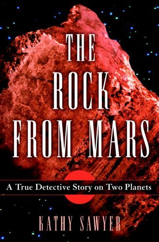 The Rock From Mars: A True Detective Story on Two Planets cover