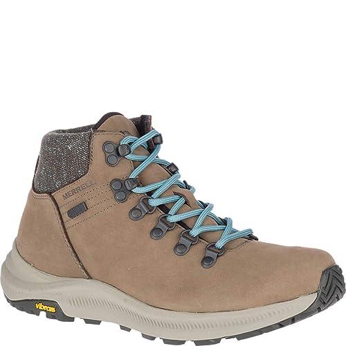 0fff3ecc41 Merrell Women's Ontario Mid Waterproof Hiking Shoe