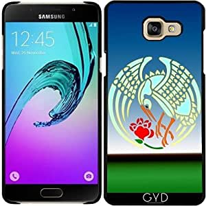 Funda para Samsung Galaxy A5 2016 (SM-A510) - Garza by hera56