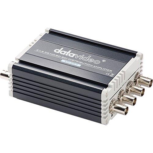 Datavideo 2 x 6 3G HD/SD-SDI Distribution Amplifier ()