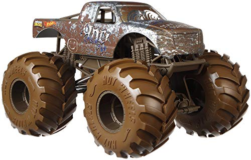 Hot Wheels The 909 Monster Truck, 1:24 Scale