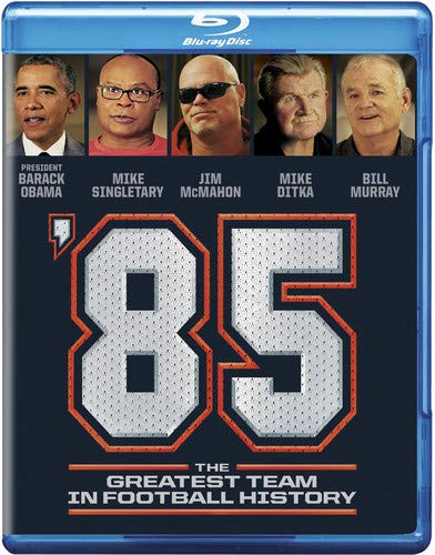 85: Greatest Team In Football History [Blu-ray] Scott Prestin Screen Media