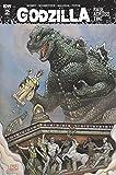 Godzilla Rage Across Time #2 1:10 Retailer Incentive Variant