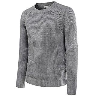 Light grey sweater for men