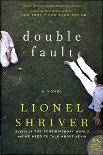 Book Double Fault: A Novel by Lionel Shriver (2009-03-31)