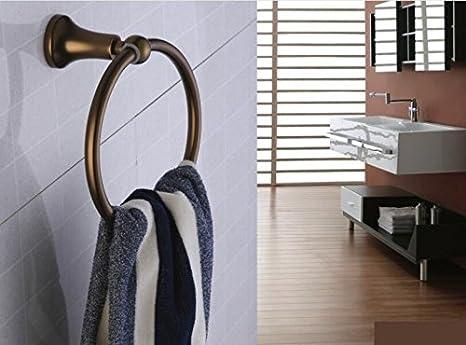 Accessori Bagno Fai Da Te : Lin alluminio spazio bagno accessori e asciugamani: amazon.it: fai da te