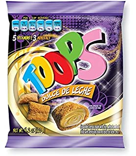 TOOPS Dulce De Leche, 4.2 Ounce (Pack of 14)