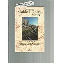 Guide Litteraire De Venise