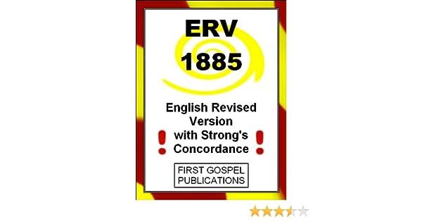 Erv Bible Pdf