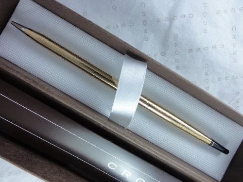 - Cross Made in the USA Desk Set 10 Karat Gold Filled Replacement 0.5MM Pencil