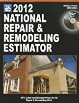 National Repair & Remodeling Estimator [With CDROM] (National Repair & Remodeling Estimator (W/CD))
