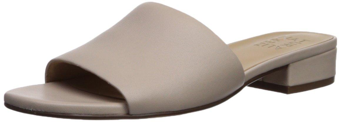 Naturalizer Women's Mason Slide Sandal B073X1N4Y4 8 B(M) US|Marble