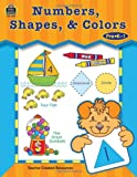 Numbers, Shapes, and Colors, Krista Petit, 0743932307