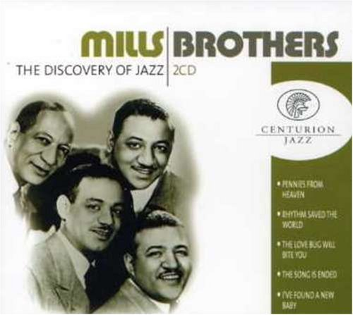 The Discovery of Jazz by The Mills - Discovery Mill