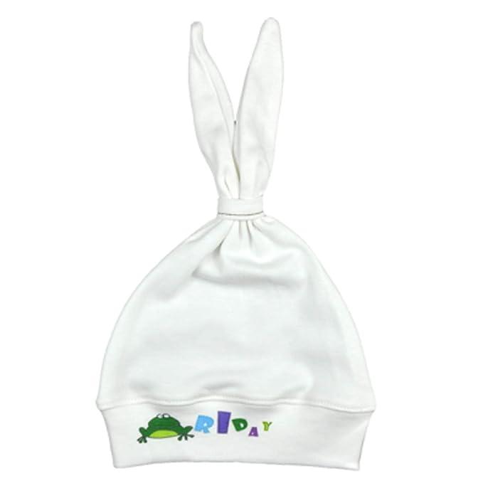 For Babies - Gorro con Orejas de bebé recién Nacido - Sombrero Niñas ...
