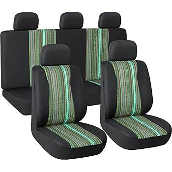 AutoJoy Breathable Baja Blanket Car Seat CoversDurableUniversal Fit