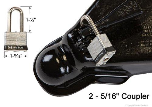 909ea0530f0b Master Lock - 5 Trailer Locks Keyed Alike 5KA-37937-3