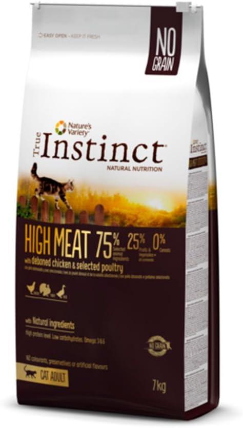 True Instinct - True Instinct Cat High Meat con Pollo - 1943 - 1 ...