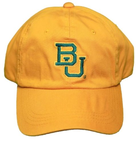 New Baylor University Bears - NEW! Baylor University Bears Buckle Back Cap - Embroidered Hat