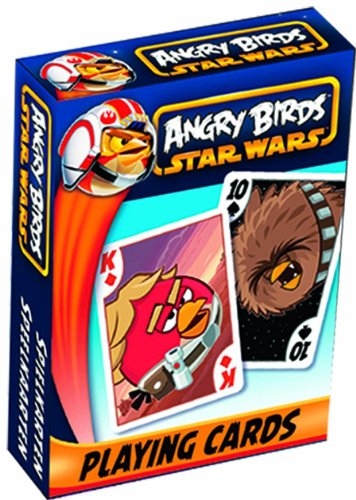 Angry Birds Star Playing Cards
