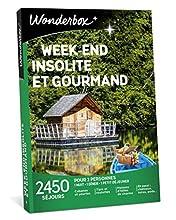 WONDERBOX Week End Insolite et Gourmand - Caja de Regalo