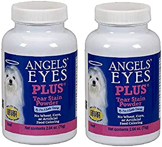 product image for Angel's Eyes Beef Formula Plus Eye Care Supplies for Dogs, 75gm (003015) (Twо Расk)