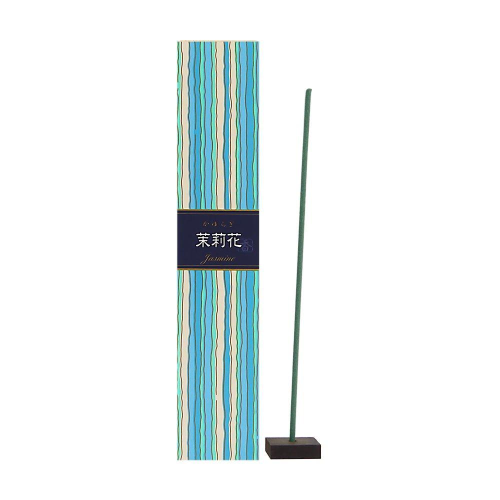 【スーパーセール】 1 xジャスミンKayuragi Incense 40 40 B000PR5Q0W sticks by Nippon Kodo sticks 1 ブルー 38408 1 B000PR5Q0W, QQ-SMART:e1065b3e --- a0267596.xsph.ru