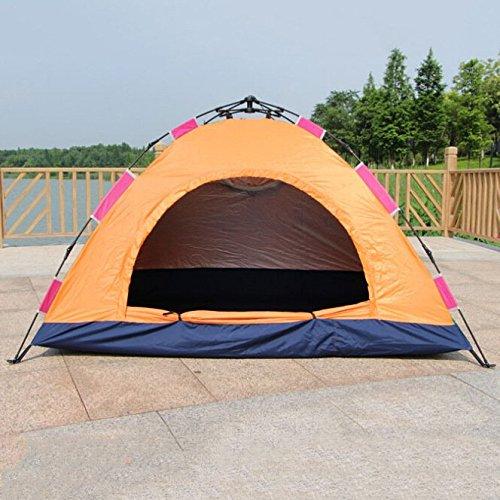 MCCFarbe passende schwere Doppel automatische Zelt outdoor Campingzelt