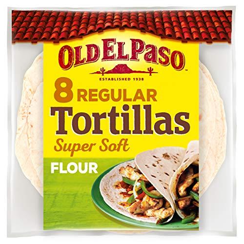 Old El Paso Soft Flour Tortillas (12) by Old El Paso