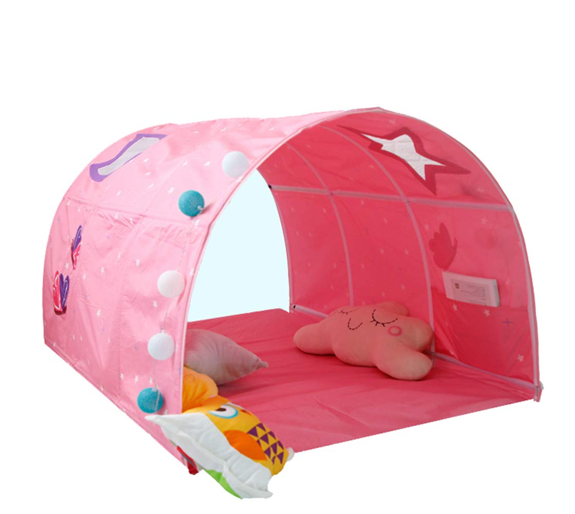 KINGEE Pop-up Play Tunnel Bambini Kids Cats Cani Adventure Discovery Toy Crawl Tunnel Tunnel per Uso Interno all'aperto