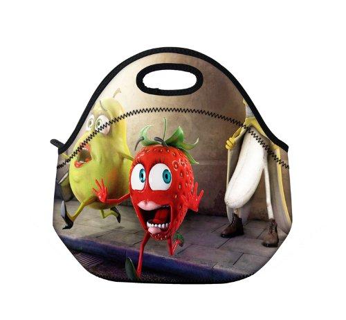 De frutas divertidas suave fiambrera térmica infantil bolsa de ...