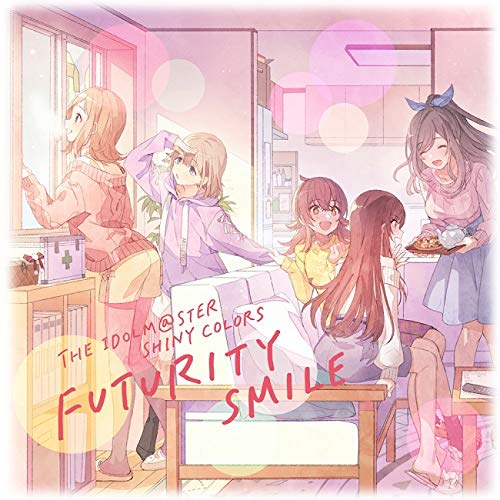 THE IDOLM@STER SHINY COLORS FUTURITY SMILE 싱글,맥시