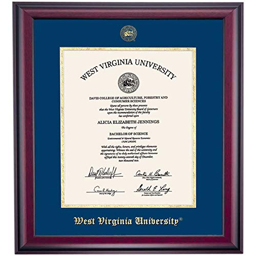 Campus Linens Virginia Mountaineers Embossed product image