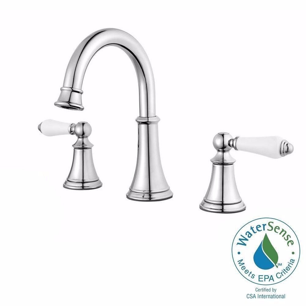 Price Pfister Courant LF-049-COPC Polished Chrome 8\