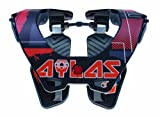 Atlas Brace AY-06-000 Atlas Prodigy Neck Brace (Orange, One Size)
