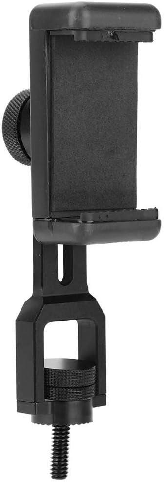 Lightweight Rotation Smartphone Holder Clip Extension Bracket Mount Compatible with Feiyu G6 SPG2 Serounder Smartphone Gimbal Handheld Stabilizer
