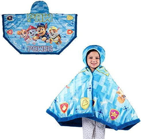 Kids Girl Snuggle Plush Soft Fleece Cuddle Wrap Cartoon Jungle Cosy Warm Blanket