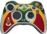 Kappa Sigma Xbox 360 Wireless Controller Skin - Kappa Sigma Vinyl Decal Skin For Your Xbox 360 Wireless Controller
