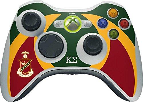 (Kappa Sigma Xbox 360 Wireless Controller Skin - Kappa Sigma Vinyl Decal Skin For Your Xbox 360 Wireless)