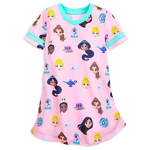 Disney Princess Nightshirt for Girls Size 2 -