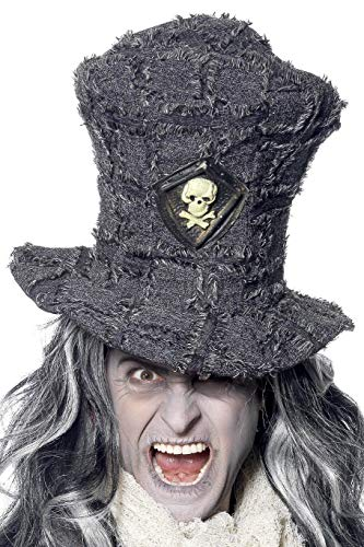 Smiffys Men's Gravedigger Top Hat