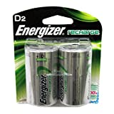 ENERGIZER Rechargeable D Battery