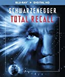 Cover Image for 'Total Recall [Blu-ray + UltraViolet]'